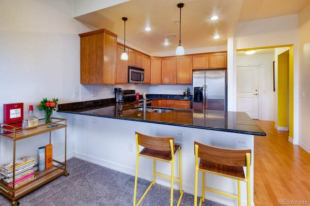 2200 S University Boulevard #509, Denver, CO 80210 (MLS #1620962) :: Keller Williams Realty