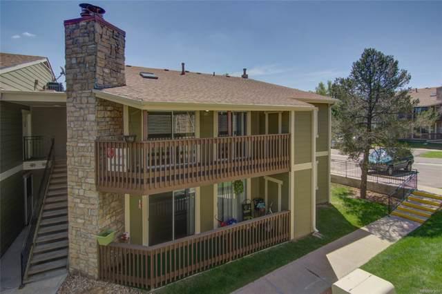 3440 S Eagle Street #201, Aurora, CO 80014 (MLS #1628802) :: 8z Real Estate