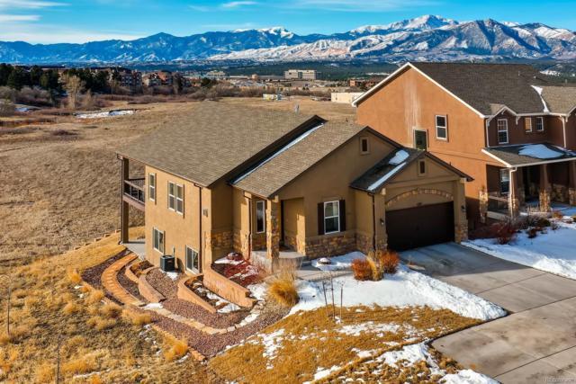 1105 Diamond Rim Drive, Colorado Springs, CO 80921 (#1643442) :: Venterra Real Estate LLC