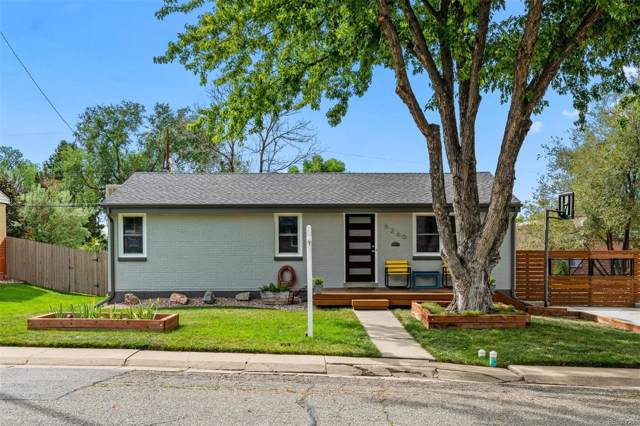 6260 W 61st Avenue, Arvada, CO 80003 (#1664522) :: The Heyl Group at Keller Williams