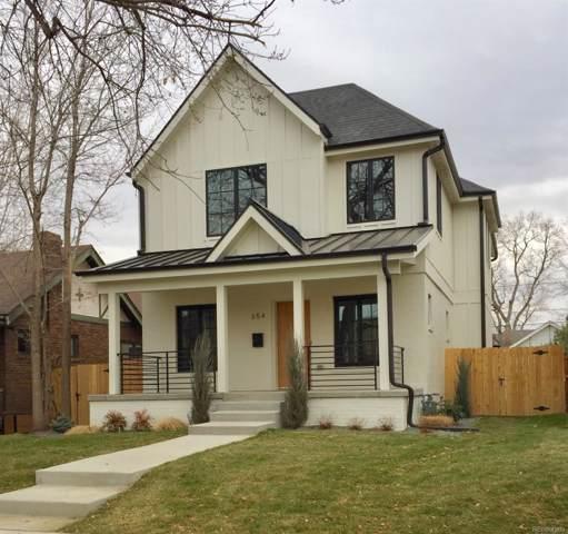 654 S Gilpin Street, Denver, CO 80209 (#1684890) :: The Peak Properties Group