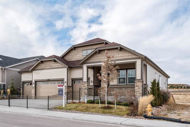 6909 Greenwater Circle, Castle Rock, CO 80108 (#1689575) :: The DeGrood Team
