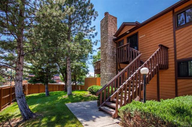 9002 W 88th Circle, Westminster, CO 80021 (MLS #1708240) :: 8z Real Estate