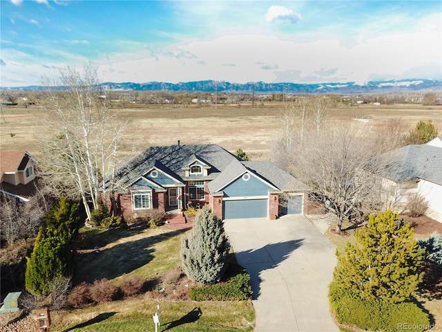 1174 Northridge Drive, Erie, CO 80516 (#1720420) :: The HomeSmiths Team - Keller Williams