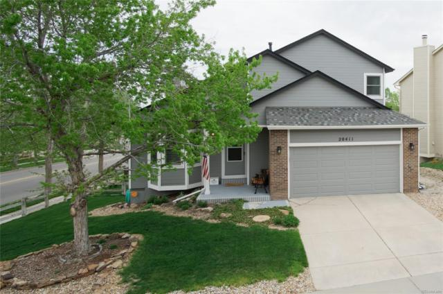 20411 Brookdale Lane, Parker, CO 80138 (#1742356) :: The Pete Cook Home Group