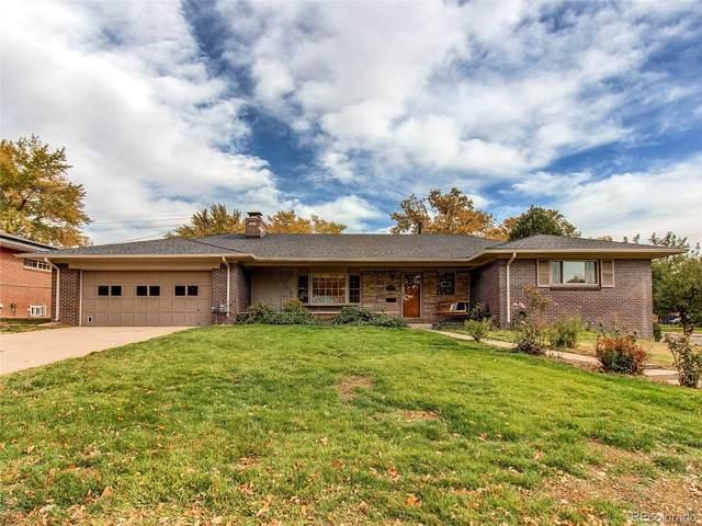 3098 S Gilpin Street, Denver, CO 80210 (#1744010) :: Wisdom Real Estate