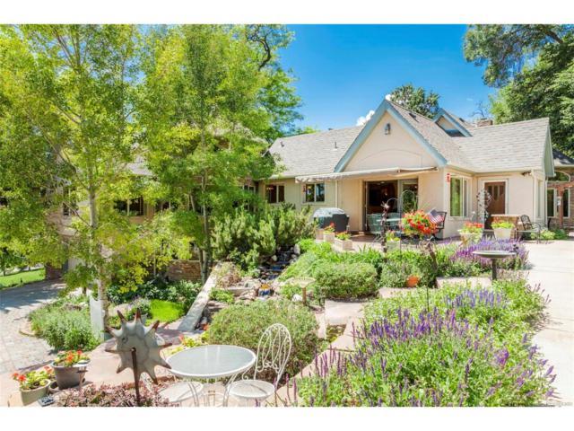 3950 Easley Road, Golden, CO 80403 (MLS #1750186) :: 8z Real Estate