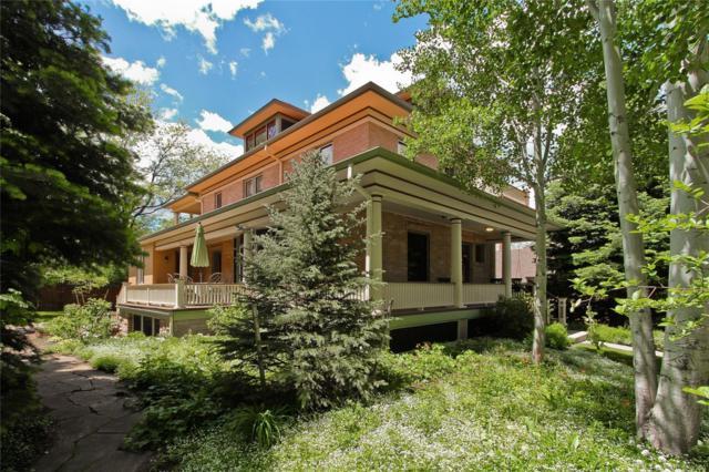 935 10th Street, Boulder, CO 80302 (#1756163) :: The HomeSmiths Team - Keller Williams