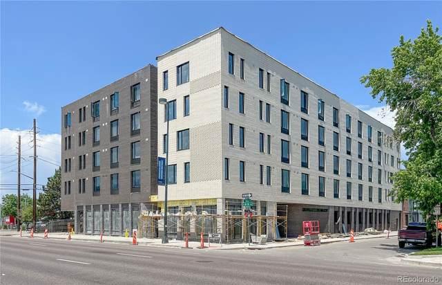 603 Inca Street #523, Denver, CO 80204 (MLS #1773508) :: Kittle Real Estate