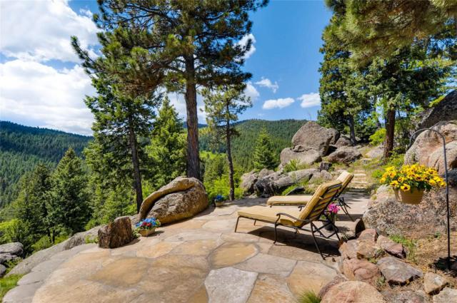 22667 Shawnee Road, Indian Hills, CO 80454 (#1797235) :: Structure CO Group
