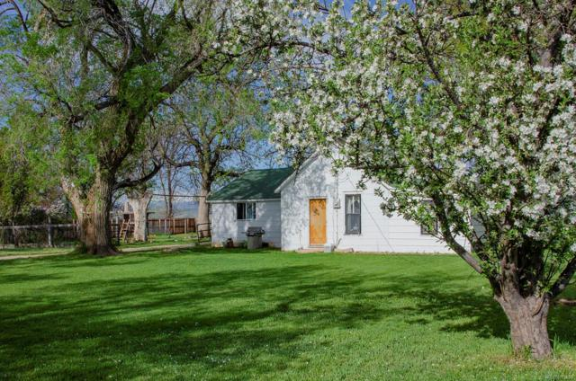 825 N County Road 21, Berthoud, CO 80513 (#1808279) :: The Tamborra Team