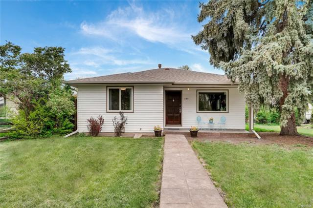 1195 Ammons Street, Lakewood, CO 80214 (MLS #1809916) :: 8z Real Estate