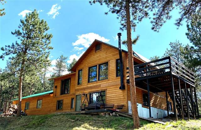 29327 Sunset Trail, Pine, CO 80470 (#1820830) :: Own-Sweethome Team