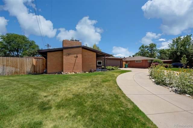 2520 S Holly Street, Denver, CO 80222 (#1822774) :: Bring Home Denver with Keller Williams Downtown Realty LLC