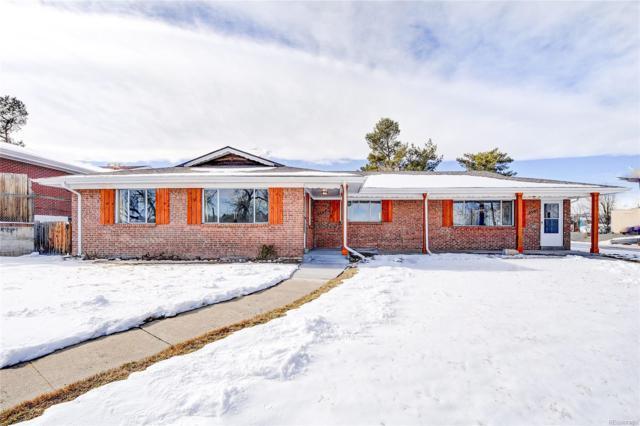2595 Willow Lane, Lakewood, CO 80215 (MLS #1826668) :: 8z Real Estate