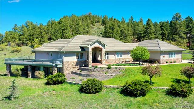 20 Red Deer Road, Franktown, CO 80116 (#1832882) :: Finch & Gable Real Estate Co.