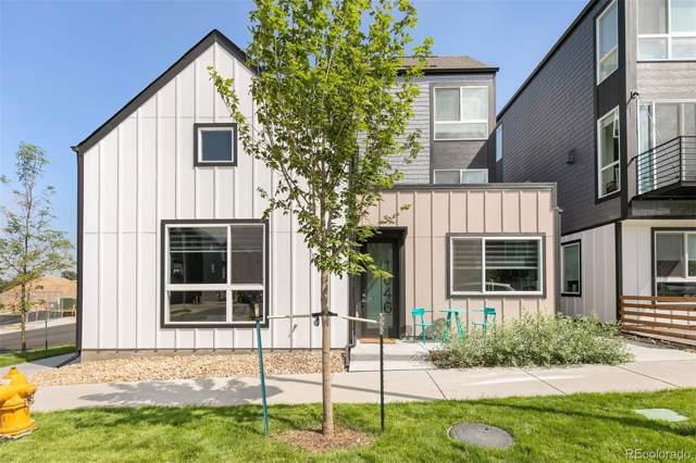 1052 Depew Street, Lakewood, CO 80214 (#1832906) :: The Dixon Group