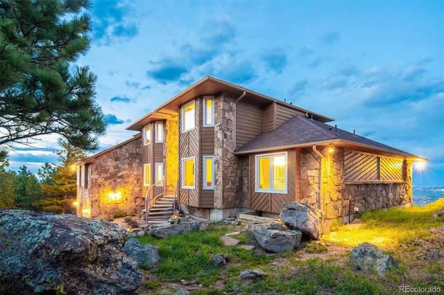 9102 Eastridge Road, Golden, CO 80403 (#1838265) :: Wisdom Real Estate