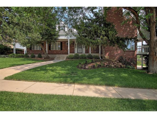 2686 S Eaton Place, Lakewood, CO 80227 (MLS #1841986) :: 8z Real Estate