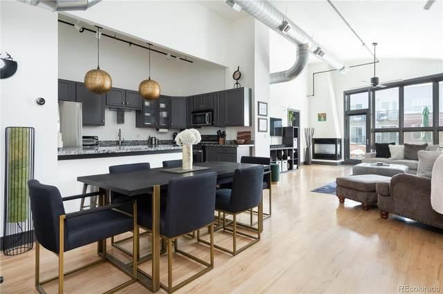 2441 N Broadway Street #305, Denver, CO 80205 (#1865529) :: Colorado Home Finder Realty