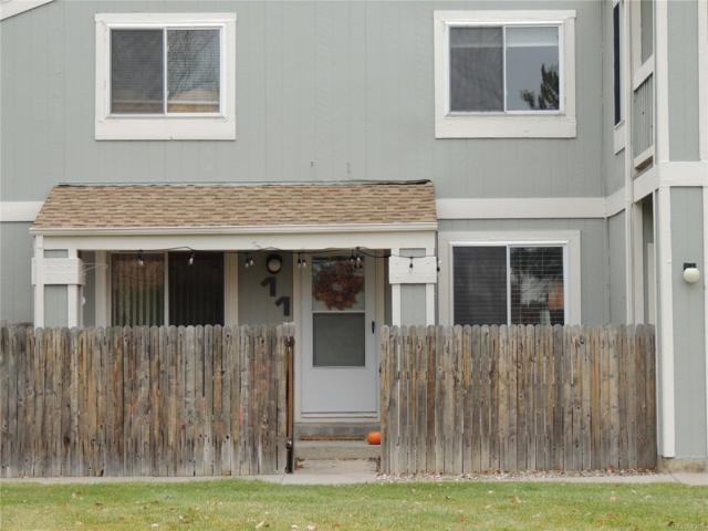8794 Chase Drive #11, Arvada, CO 80003 (#1867205) :: My Home Team