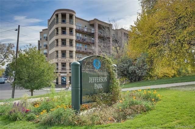 2240 Clay Street #510, Denver, CO 80211 (MLS #1900550) :: 8z Real Estate