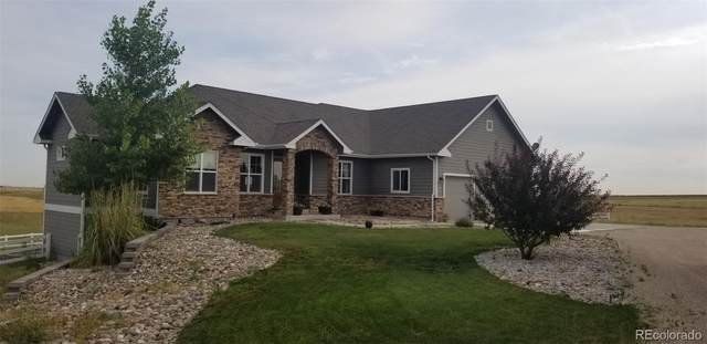 38909 E 145th Avenue, Keenesburg, CO 80643 (MLS #1918681) :: Bliss Realty Group