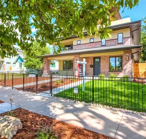 1276 S Logan Street, Denver, CO 80210 (MLS #1931847) :: Colorado Real Estate : The Space Agency