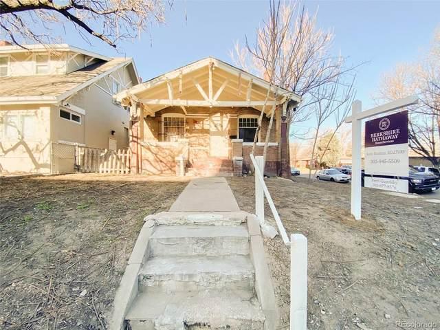 1083 Colorado Boulevard, Denver, CO 80206 (#1946906) :: The HomeSmiths Team - Keller Williams