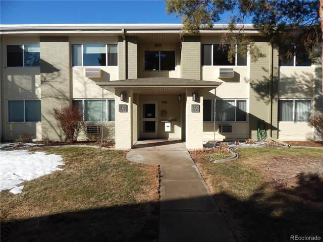 725 S Clinton Street 8B, Denver, CO 80247 (#1947650) :: RazrGroup