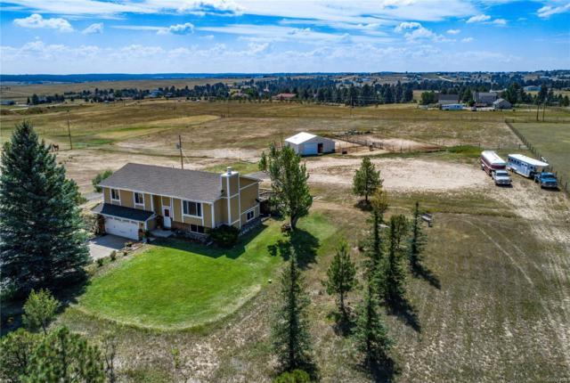 1644 Shoshone Trail, Elizabeth, CO 80107 (MLS #1949715) :: 8z Real Estate