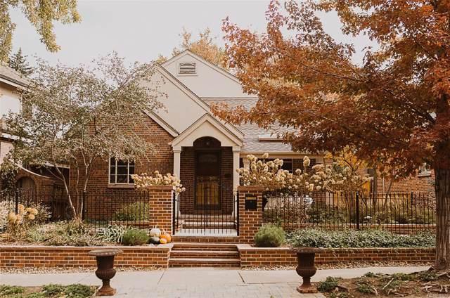 910 S Euclid Way, Denver, CO 80209 (MLS #1962911) :: 8z Real Estate