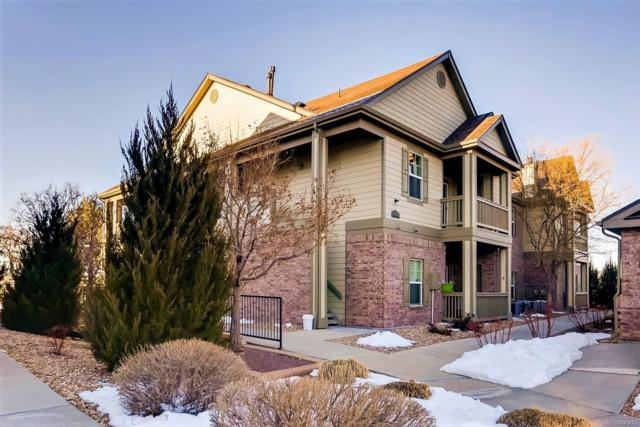 23376 E 5th Place #203, Aurora, CO 80018 (MLS #1990972) :: Bliss Realty Group