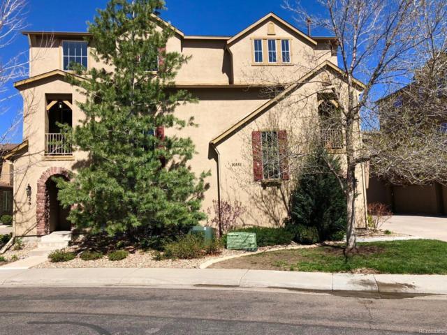 10581 Parkington Lane C, Highlands Ranch, CO 80126 (#1999228) :: My Home Team