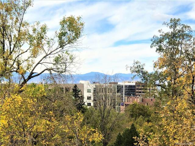 740 Pearl Street #503, Denver, CO 80203 (#2025847) :: The Gilbert Group