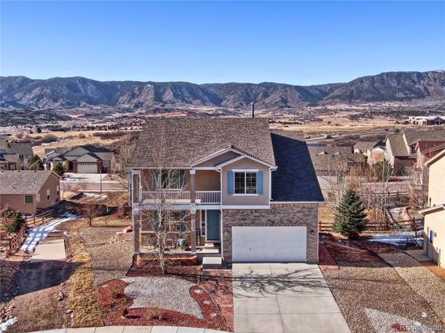 15871 Paiute Circle, Monument, CO 80132 (MLS #2042299) :: Colorado Real Estate : The Space Agency