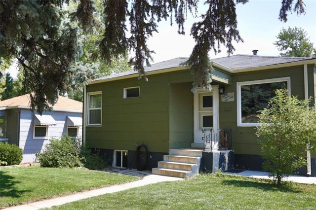 3370 S Marion Street, Englewood, CO 80113 (#2054809) :: The Peak Properties Group