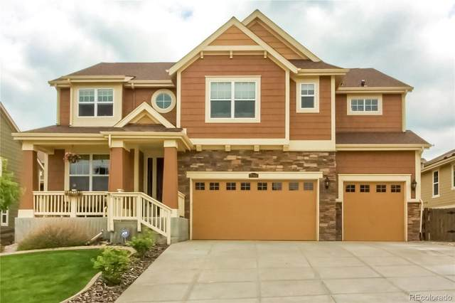 17344 W 84th Drive, Arvada, CO 80007 (#2068219) :: Berkshire Hathaway HomeServices Innovative Real Estate