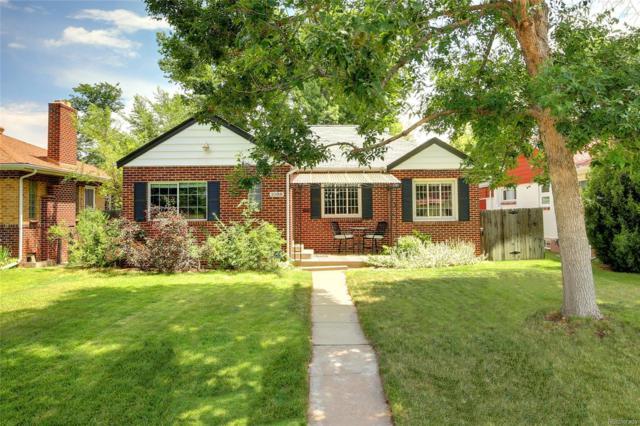 1088 S Madison Street, Denver, CO 80209 (#2074453) :: James Crocker Team