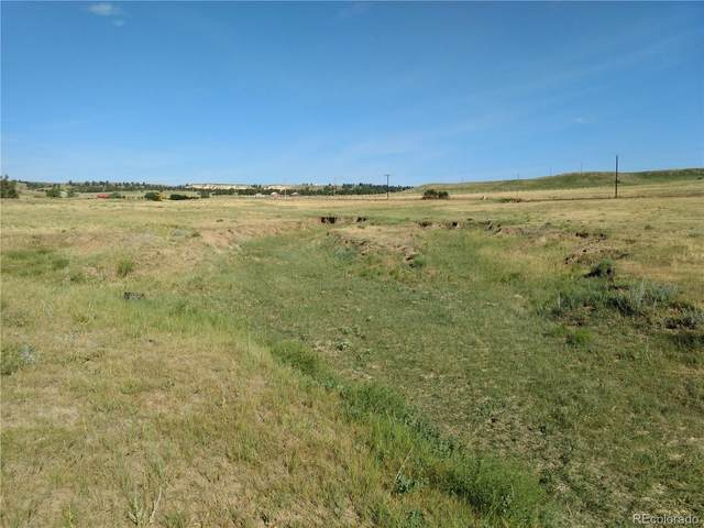 Lot 1 Fiddleback Ranch Circle, Kiowa, CO 80117 (#2079621) :: Venterra Real Estate LLC