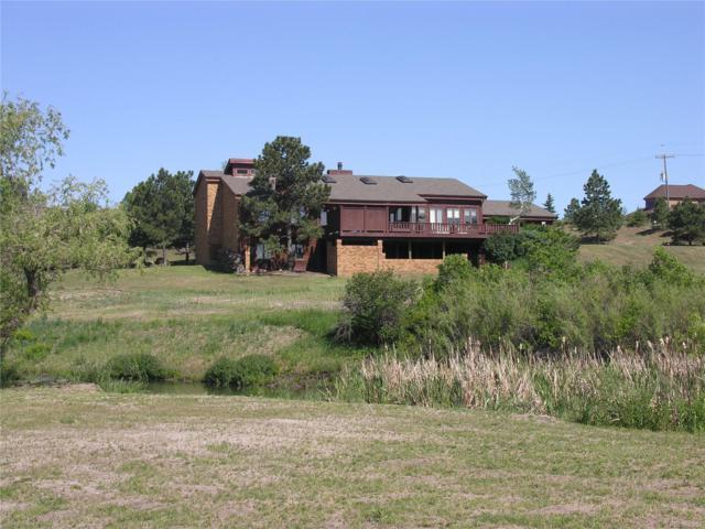 9027 Heather Drive, Castle Rock, CO 80108 (#2095779) :: Compass Colorado Realty