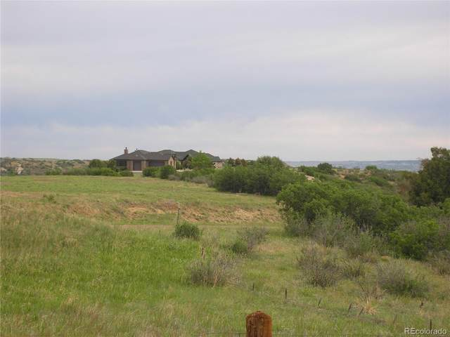 3667 Pleasant View Drive, Castle Rock, CO 80108 (#2097141) :: The DeGrood Team