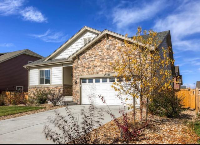 19429 E 61st Drive, Aurora, CO 80019 (MLS #2099815) :: 8z Real Estate