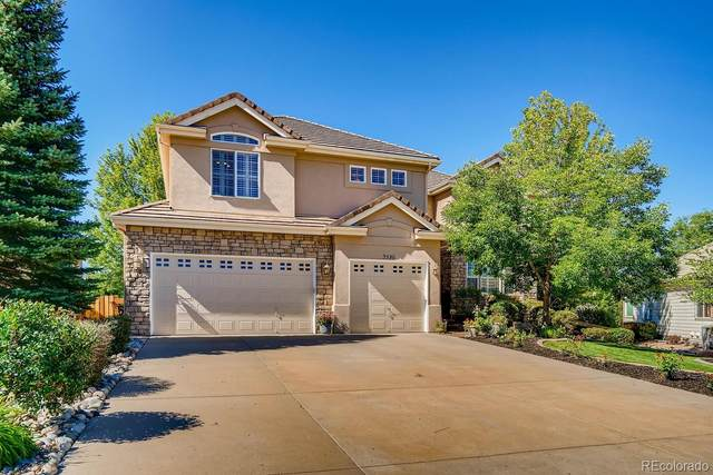 9586 E Aspen Hill Lane, Lone Tree, CO 80124 (#2106960) :: The DeGrood Team