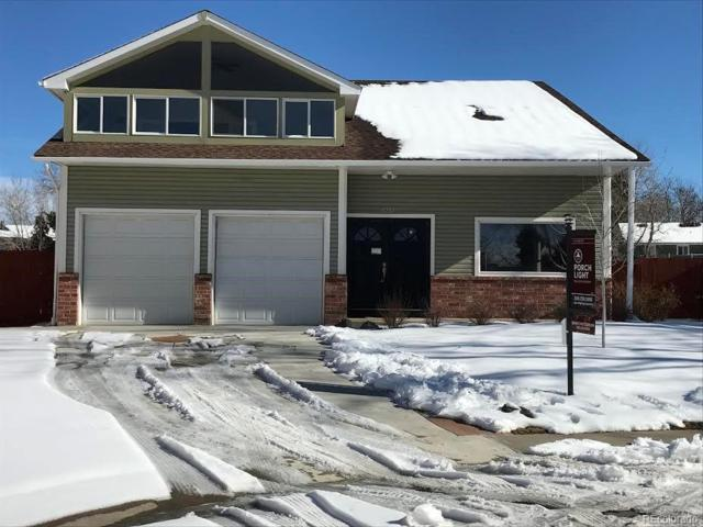 4286 S Akron Street, Greenwood Village, CO 80111 (#2111442) :: My Home Team