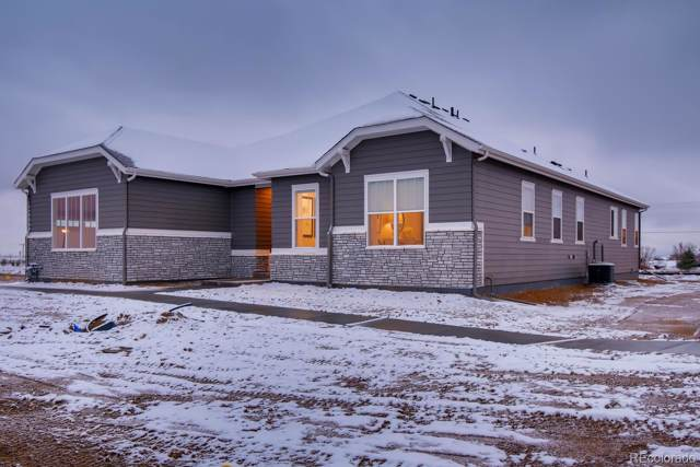 9930 E 160th Place, Brighton, CO 80602 (#2115873) :: Real Estate Professionals