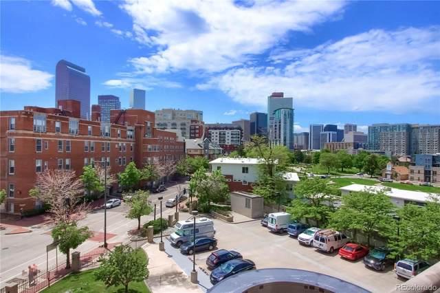 100 Park Avenue W #407, Denver, CO 80205 (MLS #2123535) :: Find Colorado