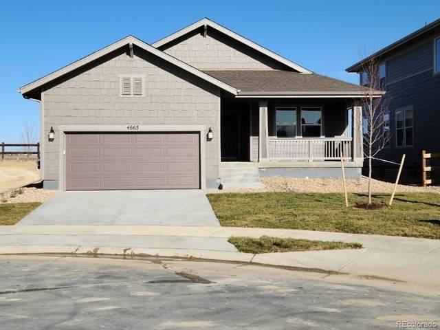4663 N Bend Court, Firestone, CO 80504 (#2134704) :: iHomes Colorado