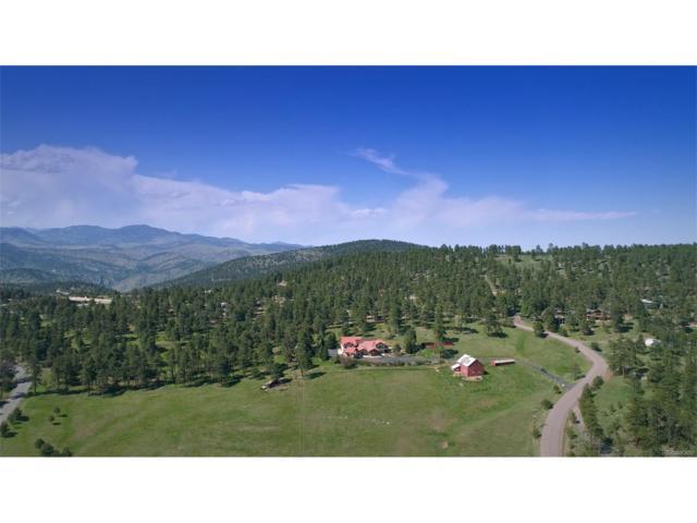 Lot 3 Spring Ranch Drive, Golden, CO 80401 (MLS #2135743) :: 8z Real Estate
