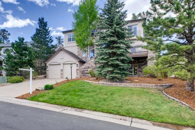 1333 Forest Trails Drive, Castle Pines, CO 80108 (#2135799) :: HomePopper